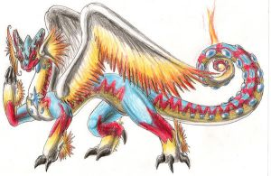Chatinis Second Evolution by Rijolt
