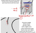 lineart tutorial by anotherrandomperson