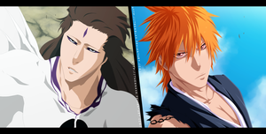 Aizen vs Ichigo - Collab by Tremblax