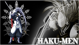 Hakumen PSP Wallpaper by Chipp-Zanuff