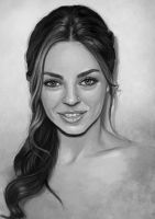 Mila Kunis by Afternoon63
