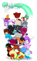 500 watchers- A pile of awesomeness by snowflake95