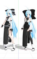 MMD Ilse updated by Xenosnake