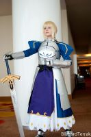 AX11 - Saber by BlizzardTerrak