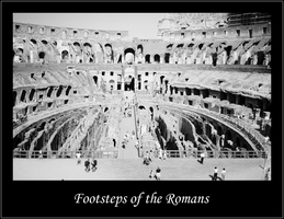 Footsteps of the Romans by bdjwill