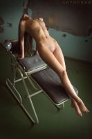 Flying Chair by artofdan70