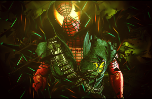 Spiderman by OriginalBoss