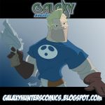 Galaxy Hunters blog LAUNCH!!!!!! by JoshawaFrost