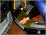 Barefeet in the Car II by talpimado