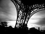 """One """"leg"""" of the Eiffel Tower by matejkovaclc"""