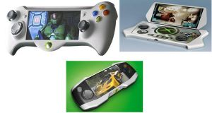Xbox 360 HandHeld by WolfDragonGod