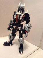 bionicle: HUNTER by CASETHEFACE