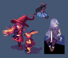 Pixel Wips by Oh-My-Stars