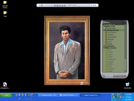the kramer desktop by machine-malfunction