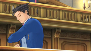 Phoenix Wright: OBJECTION! GS5 by SuperAj3