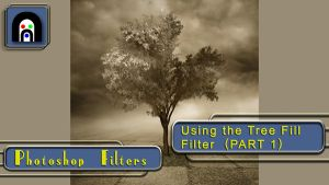 Photoshop CC 2015: Using the Tree Fill Filter (YT) by Abasyyx