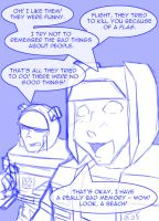 G1 RvB: Beach by Insanity-24-7