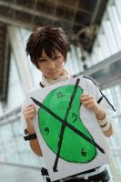 Syaoran I by angora-cat