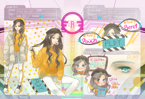 RC: Song Hye Mi by Poepii