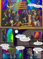 Sly Cooper: Thief of Virtue Page 190 by ConnorDavidson