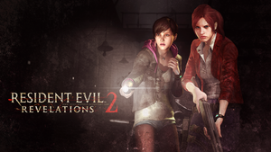 RE Revelations 2 WALLPAPER by VickyxRedfield