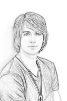 James sketch. by BTRMusic