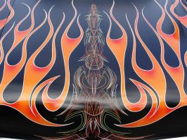 Pinstripes and Flames by DrivenByChaos