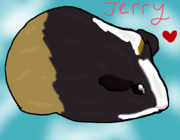 RIP Jerry by NorthernAndromeda