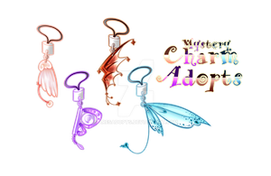 [CLOSED] Flying Charms by AresAdopts
