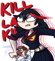 Kill La Kill by Aibonito22