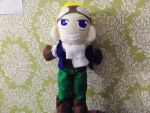 Cid Highwind Plushie by MoonLightXAngel268