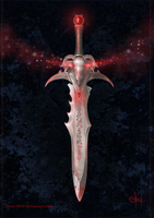 Dagger of Death by Azot2015