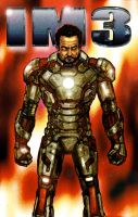IRON MAN 3 by N8MA