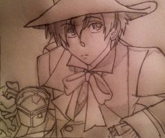 Mad Hatter Tamaki by AnimeLoverOCD
