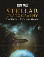 Star Trek Stellar Cartography Cover by Casperium