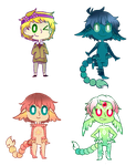 [C]: Crayon Cheebs Batch 2 by TheShatteredParadox