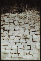 iPhoneography  Cobble Stone by Gerald-Bostock