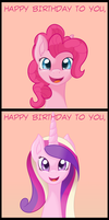 Happy Birthday To You by RatofDrawn