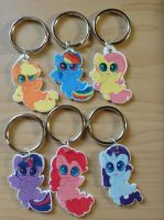 Pony Charms for sale!(price reduced) by ImaGonnaSneeze