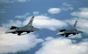 Osan Vipers Coming Home by F16CrewChief
