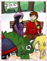 South Park - Be My Valentine by Lichtdiamant