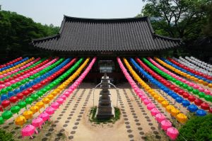Buddha's Birthday Festival, Korea by artspring