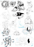 NM 659 - Pokemon Type Meme Remake by Jfdp13