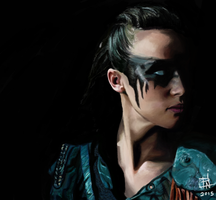 Commander Lexa Digital Art by NavyDazers