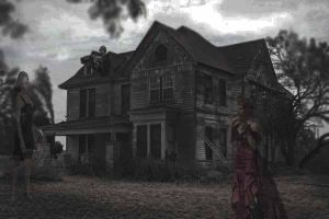 Haunted Hill by Marytanis