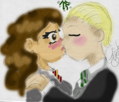X-mas entry 2. by caleigh by Hogwarts-Castle