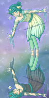 MLP - Gijinka'd!?!! Infinite Sparkle! by MyLilAdoptables