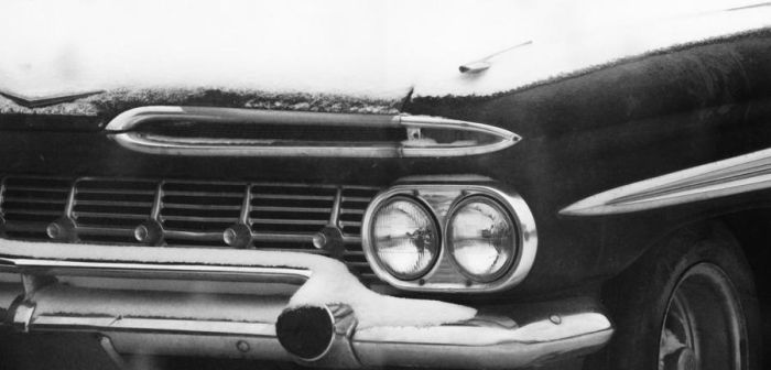 59 Impala in the Snow by batwoman001