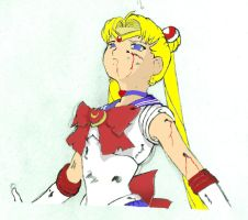 Sailor Moon by DjTrizz
