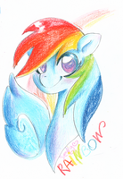 Rainbow by Sellyinwonderland
